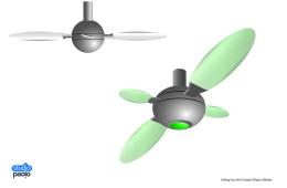 Ceiling Fan Concept