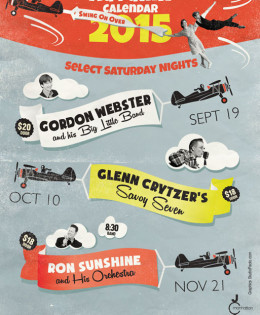 Autumn Calendar Promotional