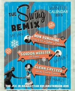 Winter Calendar announcement