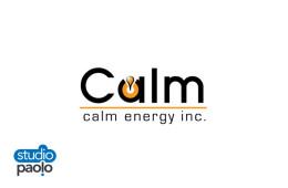 Calm Energy Logo design