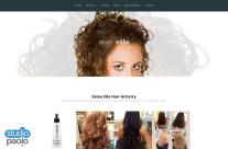 Salon Elle Website Design