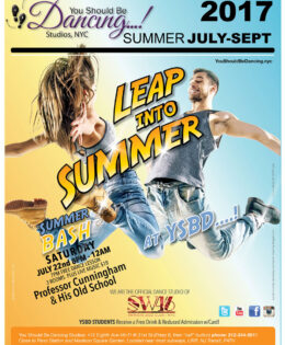 BROCHURE YSBD Summer 2017