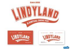 Lindyland Logo and Cards