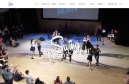 Swing Remix | Website Design