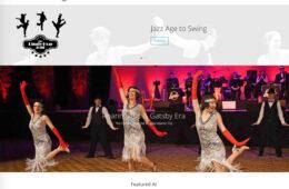 Dance Team LHAS website design